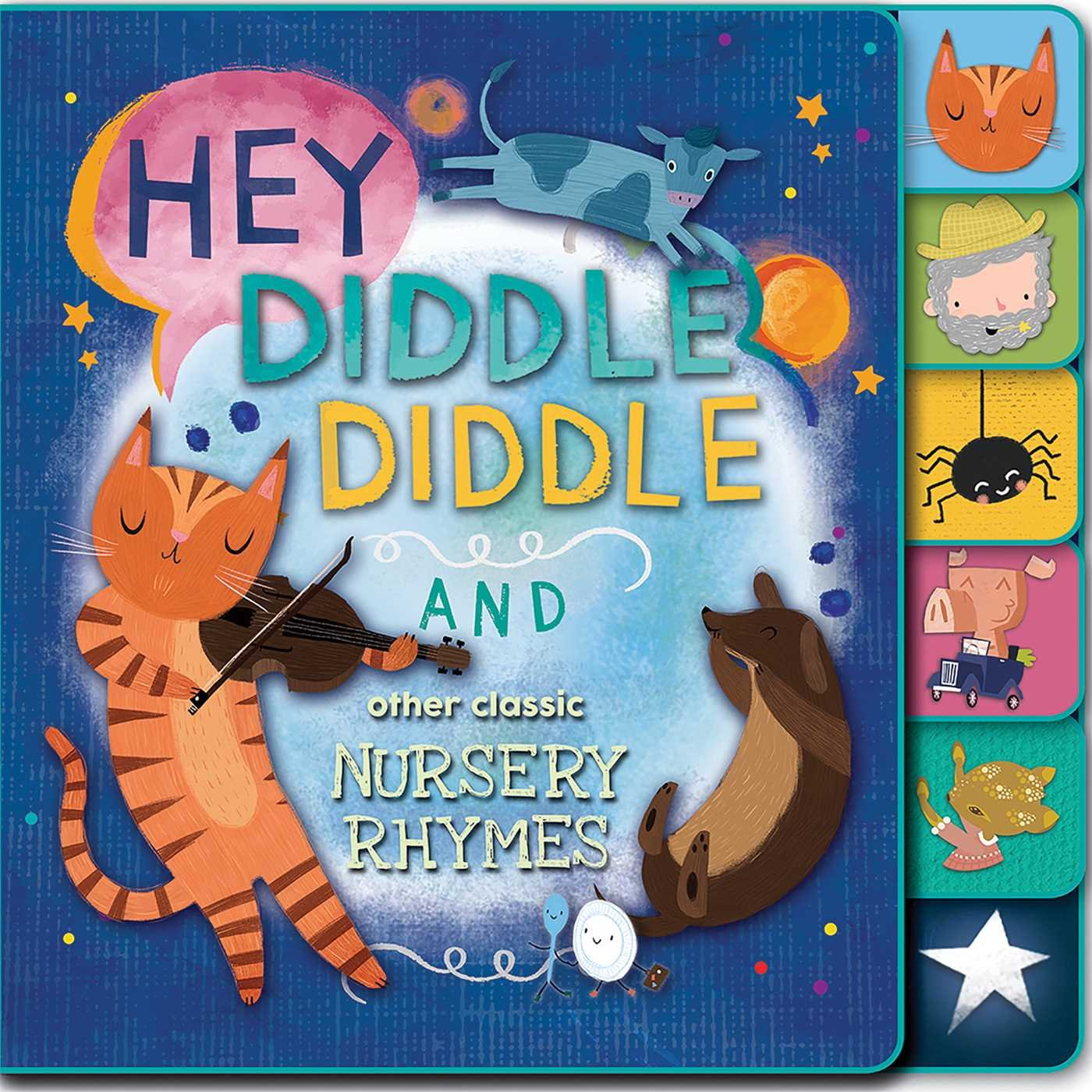 Download Hey, Diddle Diddle and Other Classic Nursery Rhymes PDF