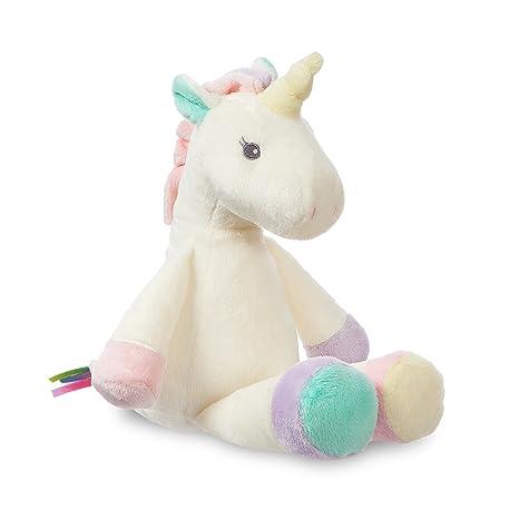 Aurora World Lil Sparkle - Peluche de unicornio para bebé, ...
