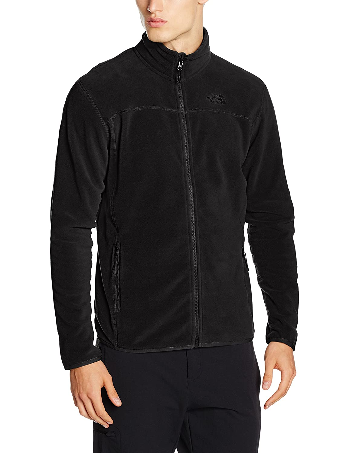 TALLA M. The North Face 100 Glacier Chaqueta, Hombre