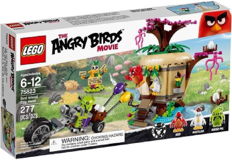 LEGO Angry Birds Bird Island Egg Heist