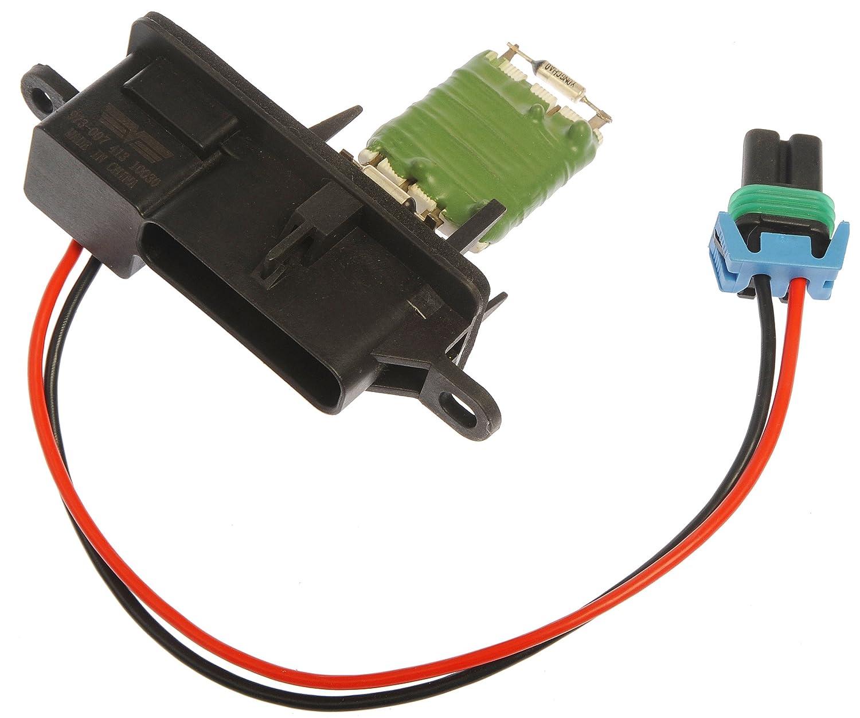 Dorman 973-007 Blower Motor Resistor for Chevrolet/GMC Dorman - TECHoice DOR973007