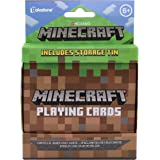Minecraft Playing Cards - Standard Deck of Cards in Collector Travel Tin