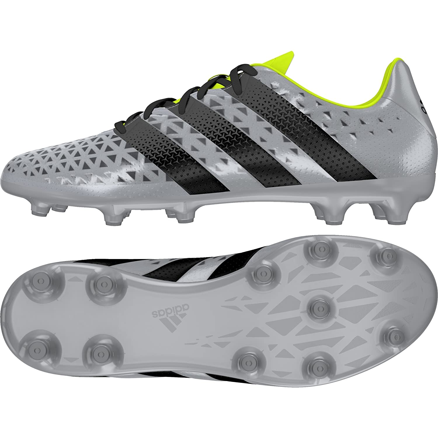 reputable site 182ff d36c7 Amazon.com | adidas Ace 16.3 FG Mens Football Boots Soccer ...