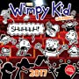 Wimpy Kid 2017 Illustrated Calendar