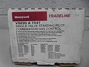 Gas Valve, Standard Opening, 250, 000 BtuH