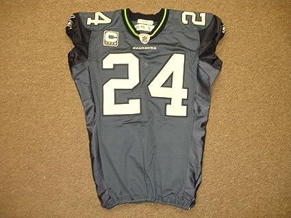 innovative design 71da8 9b182 2006-07 Deon Grant Seattle Seahawks Game Worn #24 Jersey ...