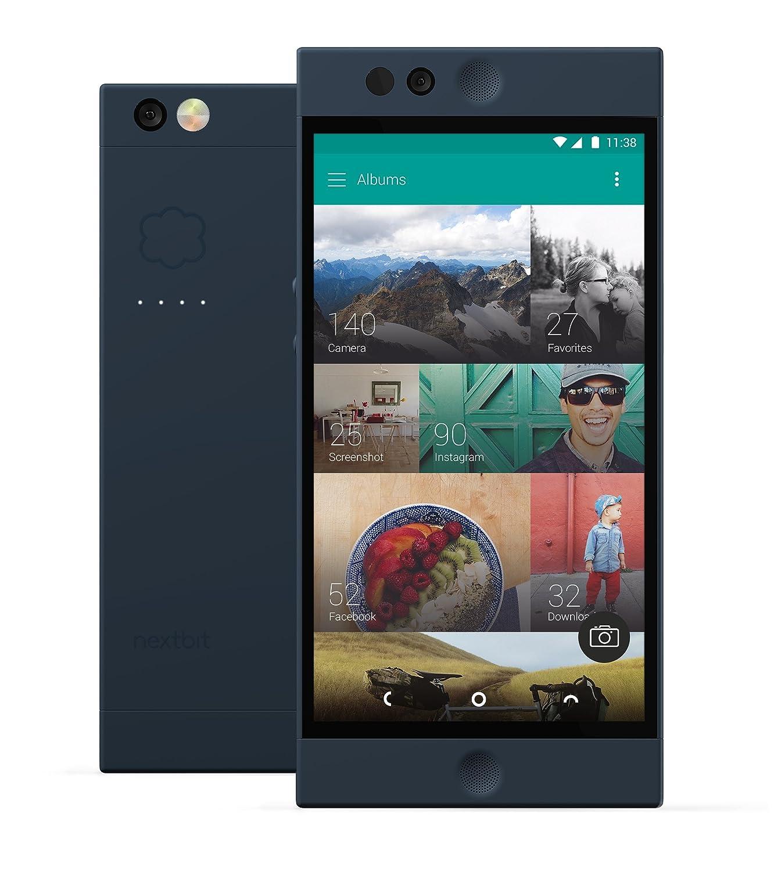Nextbit Robin Smartphone - Midnight: Amazon.de: Elektronik