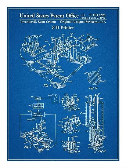 3d Printer Poster