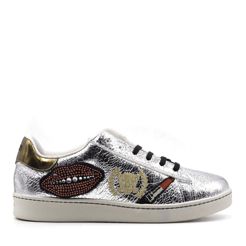 XYON Revolution Bowie Mujer Sneakers 37 EU Plata