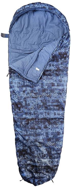 10T Outdoor Equipment 10T Bluelake Saco de dormir de la momia, Azul, Estándar: Amazon.es: Deportes y aire libre