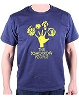 Tomorrow People T Shirt by Old Skool Hooligans