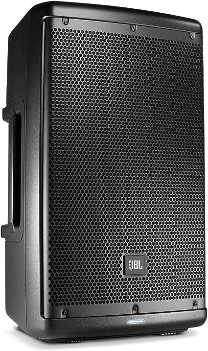 Análisis altavoces JBL EON610