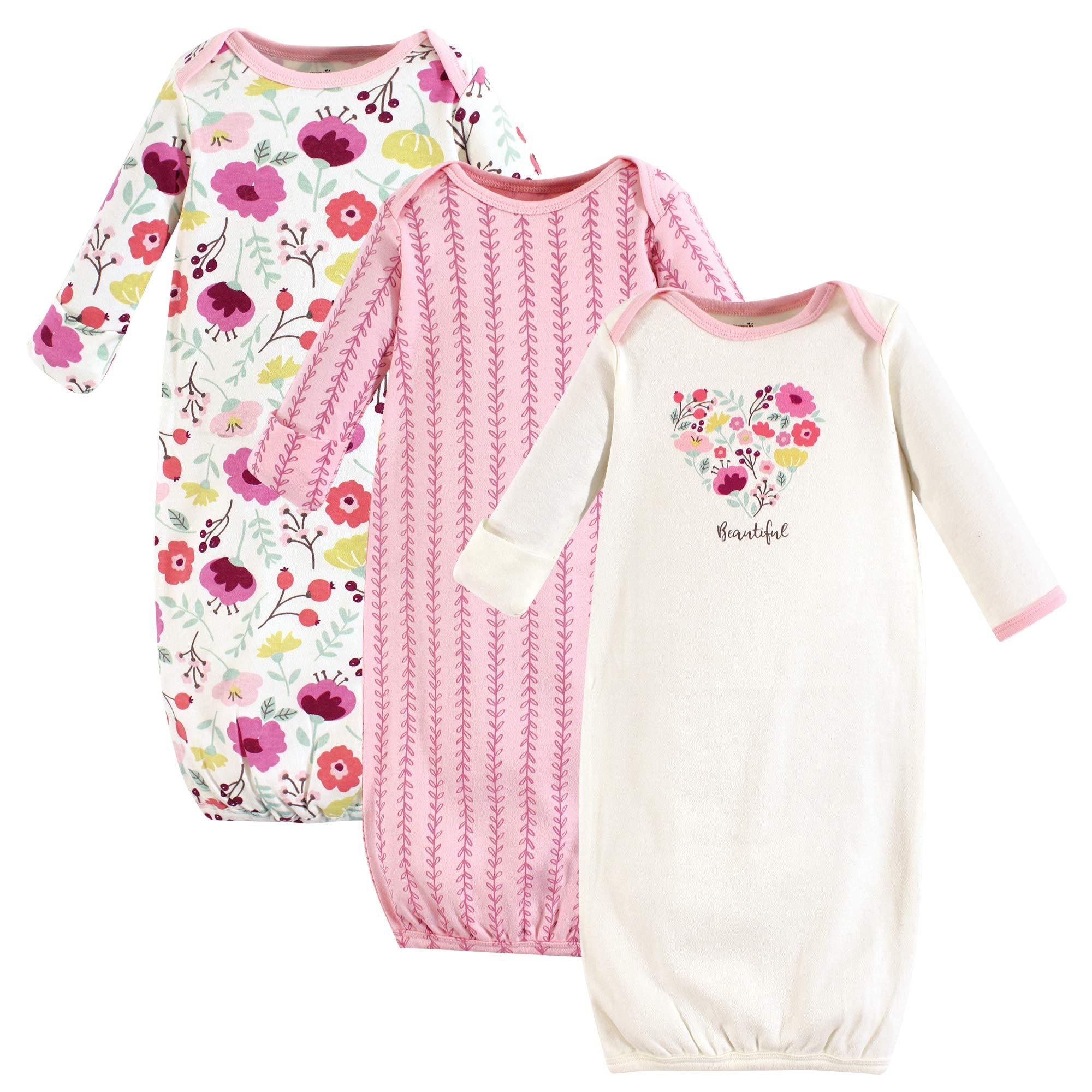 2af3595480 Best Rated in Baby Girls  Blanket Sleepers   Helpful Customer ...