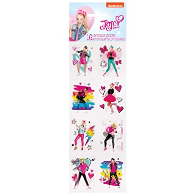JoJo Siwa Lenticular Stickers: Health & Personal Care