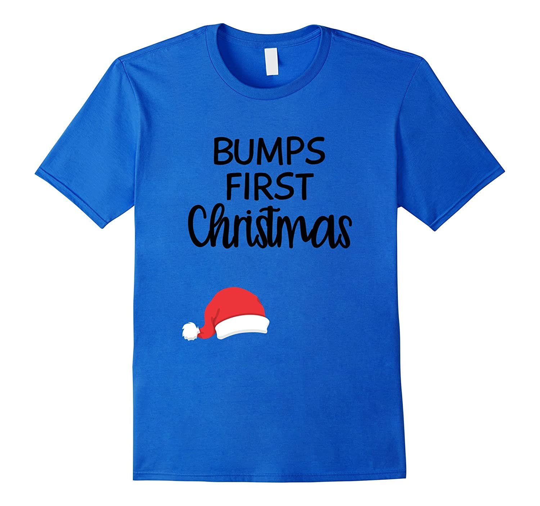 bumps first christmas shirt funny xmas maternity shirt rt - Maternity Christmas Shirt