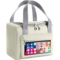 CILLA Insulated Lunch Bags for Women Reusable Lunch Tote Bag Lightweight Lunch Box Containers for Work,Meal Prep Lunch…