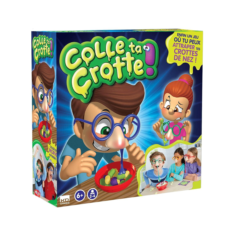 kd games - Colle Ta Crotte Jeux de Société, S18610 TALDEC