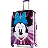American Tourister Disney Minnie Mouse Face Hardside Spinner 28, Multi, One Size