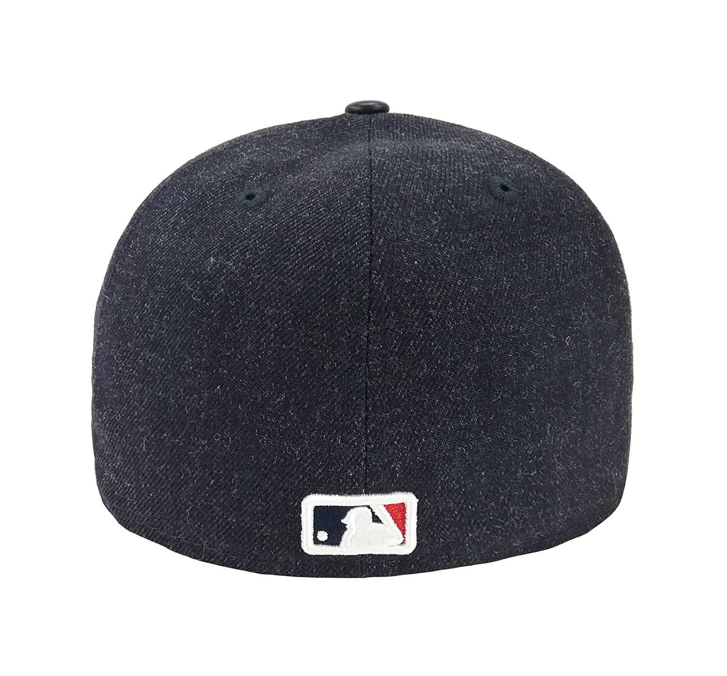 best service e3abf 69703 Amazon.com  New Era 59Fifty Hat Boston Red Sox Pin 8X MLB Navy Blue  Official Team Color Cap  Clothing