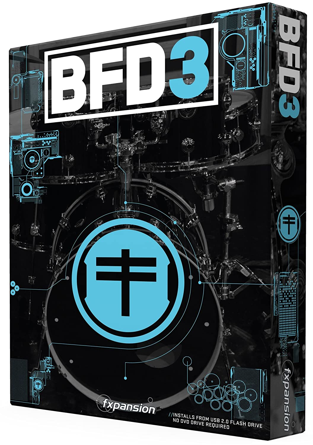 FXpansion BFD3 (boxed) BFD3 (Full Version)