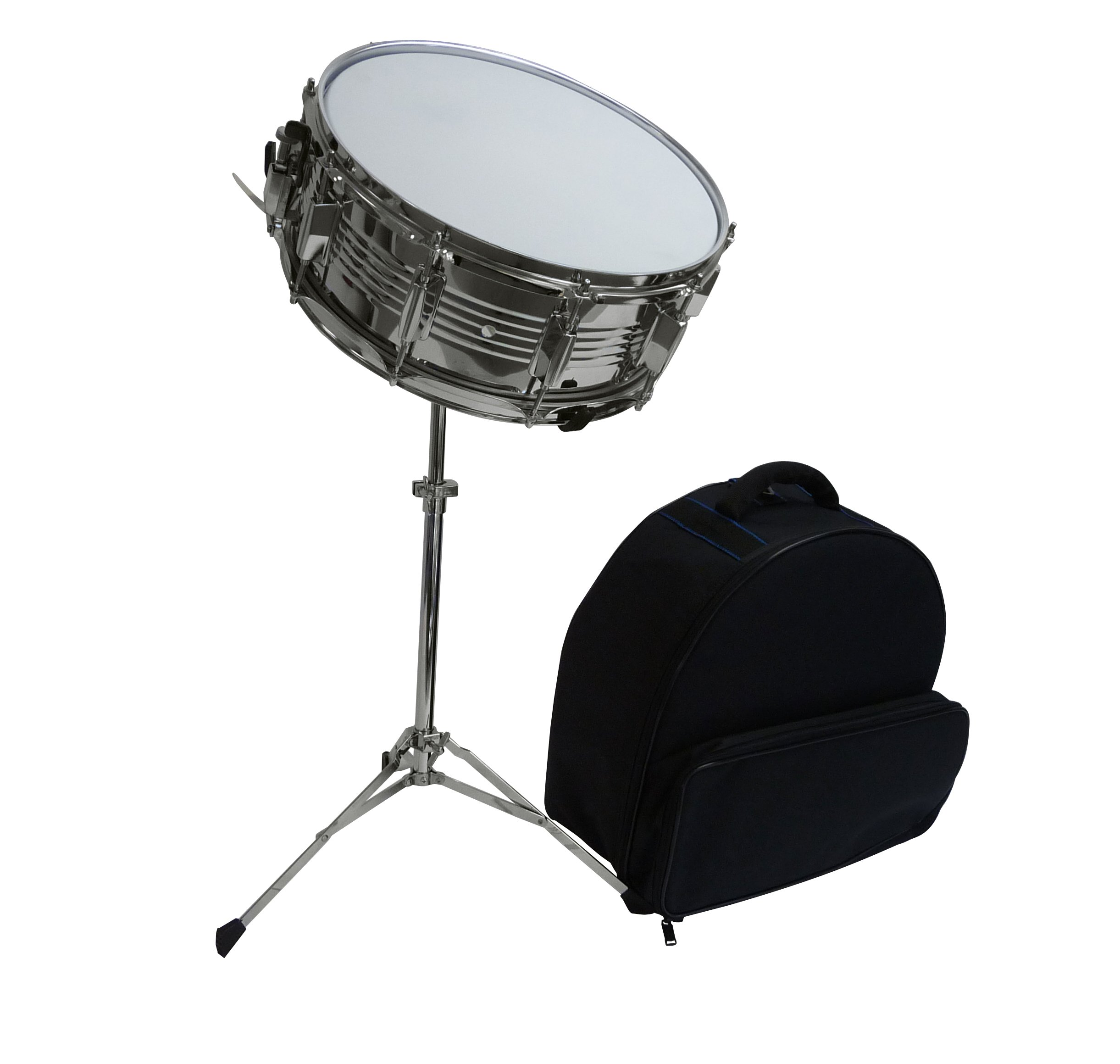 Suzuki Musical Instrument Corporation SDK-14 Snare Drum Kit with Pad, Sticks and Case