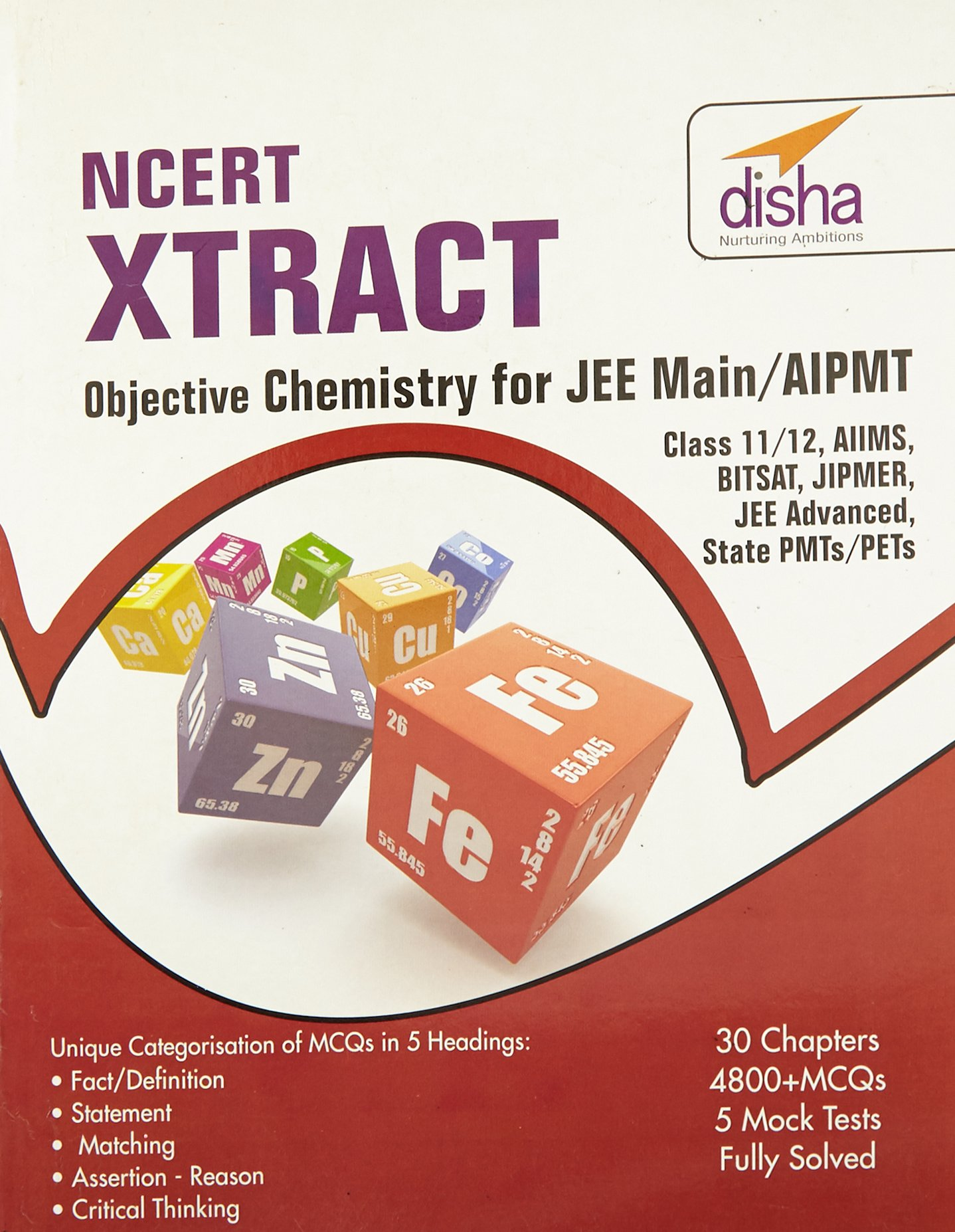 Buy NCERT Xtract - Objective Chemistry for JEE Main, AIPMT