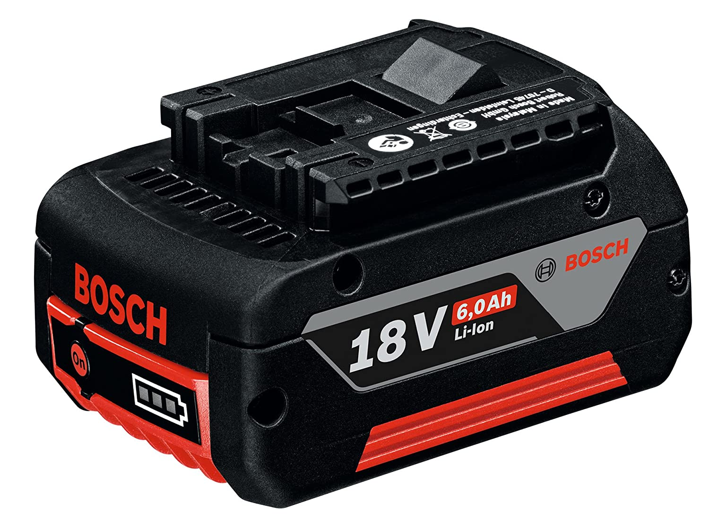 BOSCH(ボッシュ) 18V6.0Ahリチウムイオンバッテリー A1860LIB B0171CJT5G   18V:6.0Ah