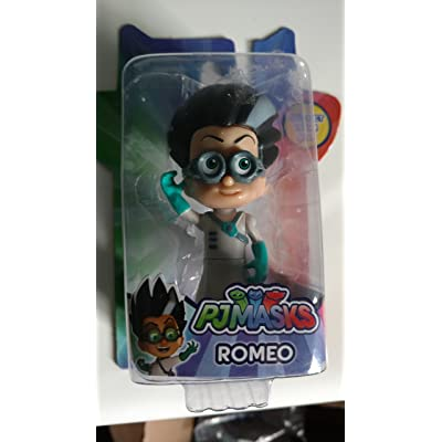 Just Play PJ Masks Romeo Figure 4 Inches: Toys & Games