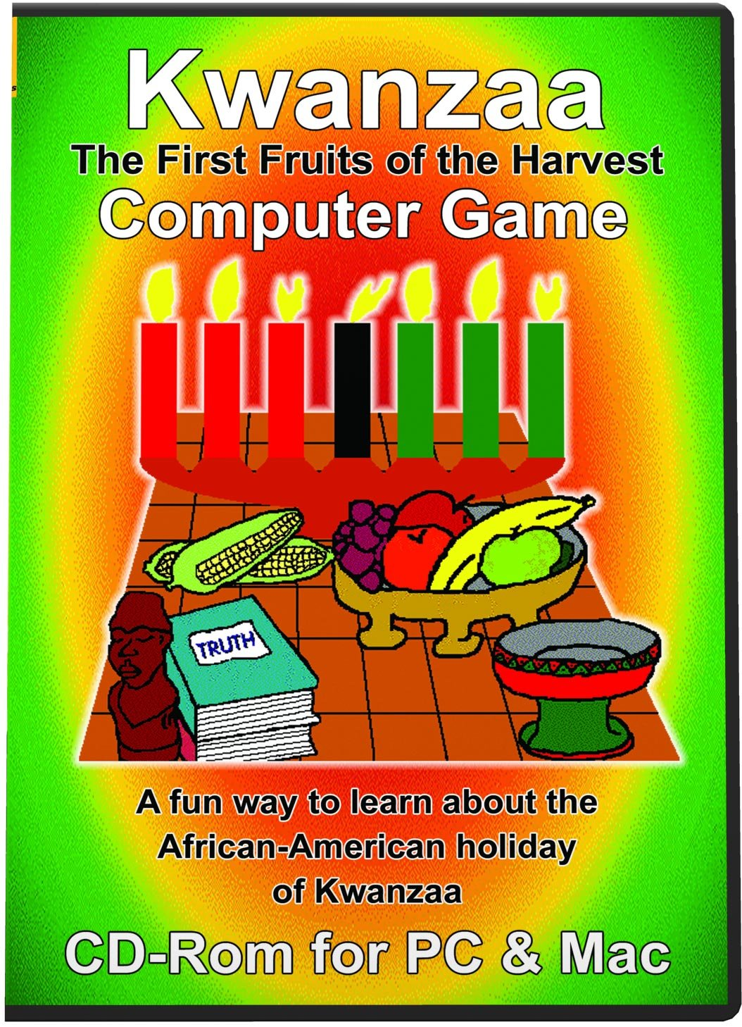 Amazon Kwanzaa First Fruits Of The Harvest Computer Game