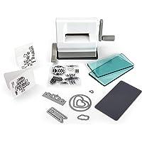 Sizzix B0746FQR66 Starter Kit (White & Gray)