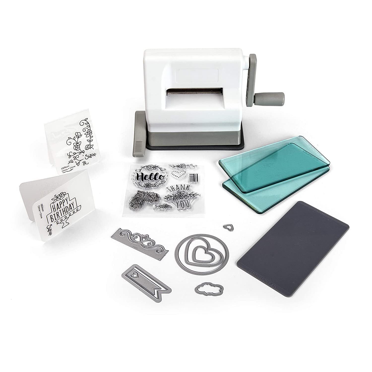Sizzix Manual Die Cutting Machine
