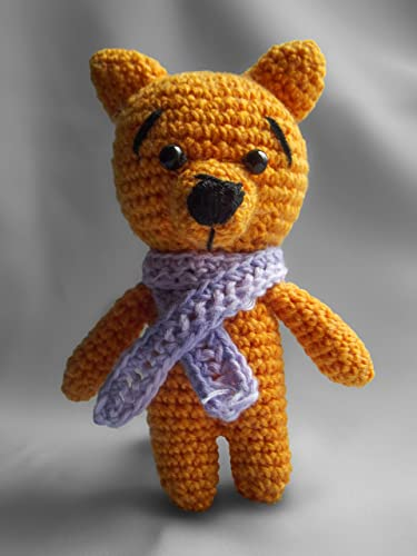 Amazon Fox Toy Animal Toys Soft Toys Crochet Fox Scarf Fox