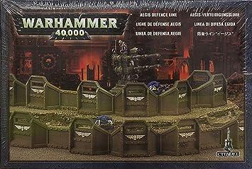 Buy Imperial Aegis Defense Line Planetstrike Warhammer 40K Online at