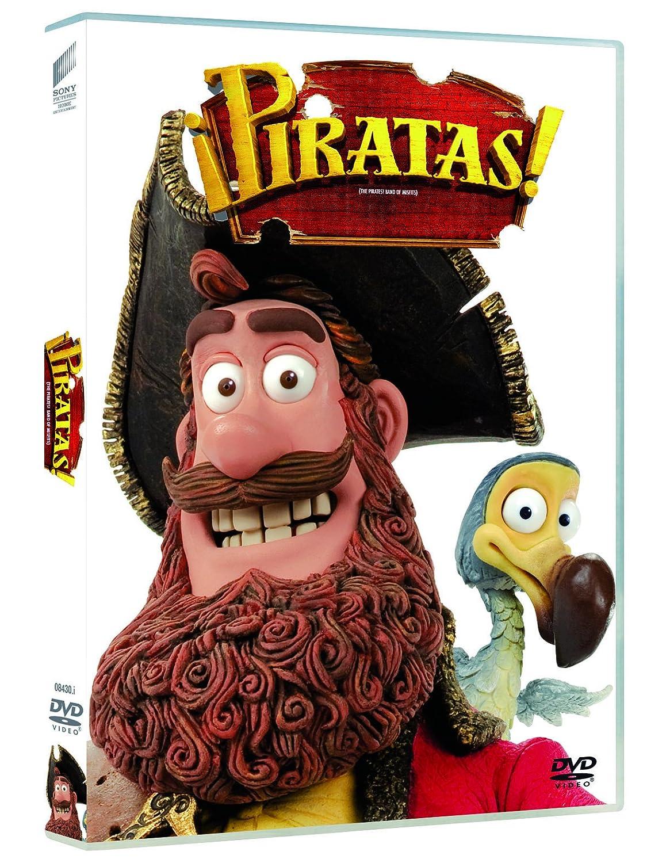 Piratas [DVD]: Amazon.es: Peter Lord, Ángel Izquierdo: Cine y Series TV