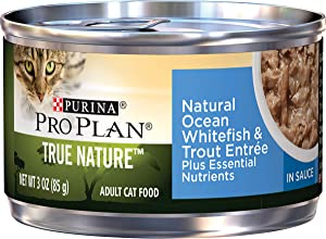 Purina Pro Plan True Nature High Protein, Natural Adult Wet Cat Food