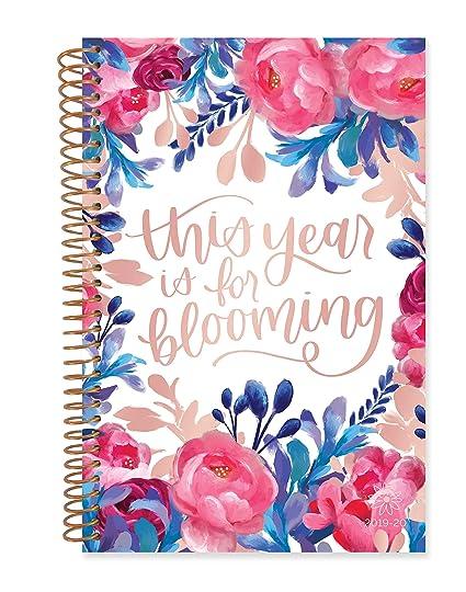 Bloom Daily Planners - Este año es para florecer: Amazon.es ...