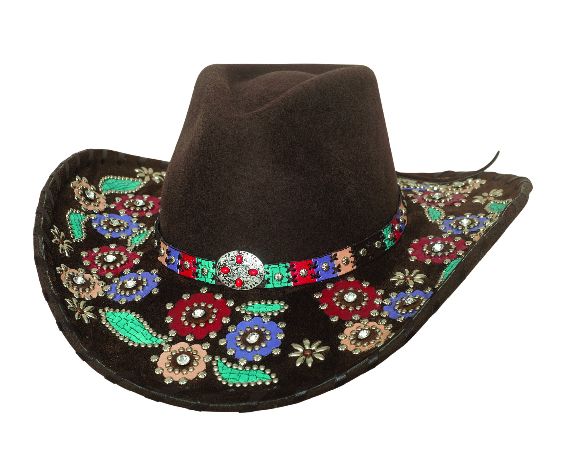 Bullhide Women's Country Love Song Wool Hat by Bullhide Hats (Image #1)