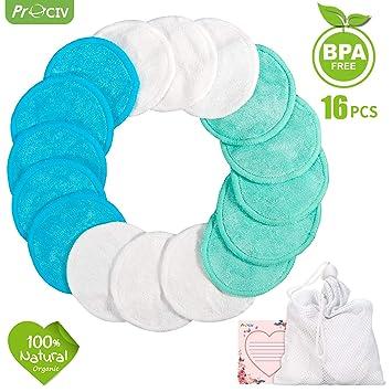 Amazon.com: ProCIV - Almohadillas reutilizables para ...