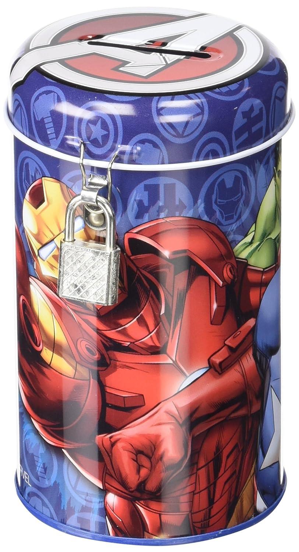 Avengers - Hucha con candado, (Kids MV-92248)