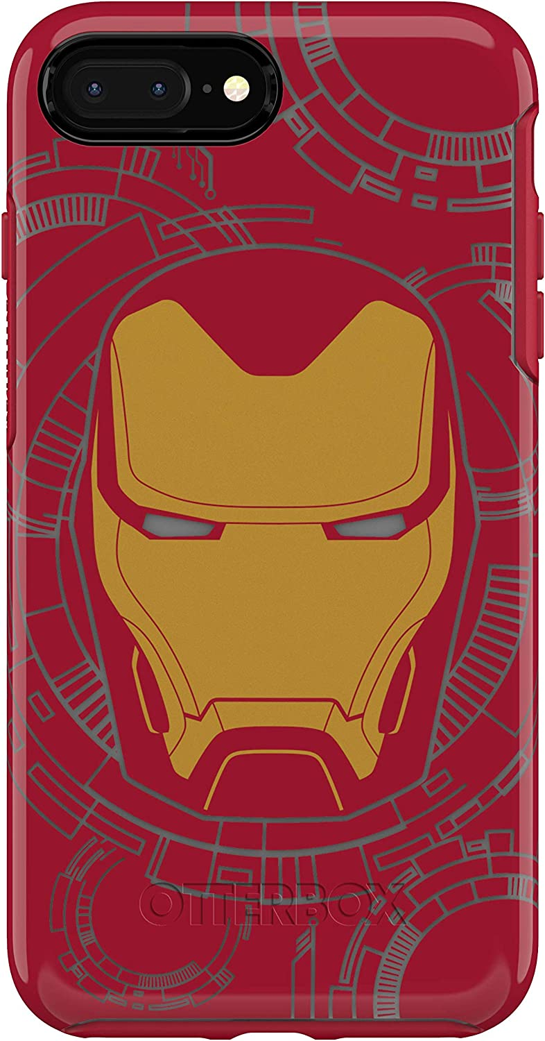 OtterBox Symmetry Series Marvel Case for iPhone 8 Plus / 7 Plus - I am Iron Man