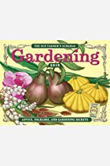The Old Farmer's Almanac 2019 Gardening Calendar Calendar