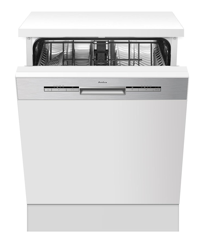 Amica EGSP 14797 E Semi-incorporado 12cubiertos A+ lavavajilla ...