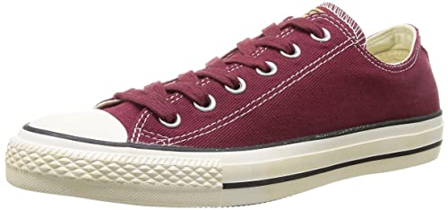 Star Taylor Chuck Converse Chaussures Bordeaux All num 44