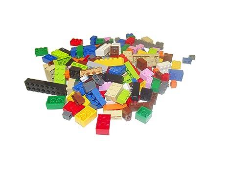 Lego 200 Basic Bausteine Steine Bunt Gemischt Neue Farben