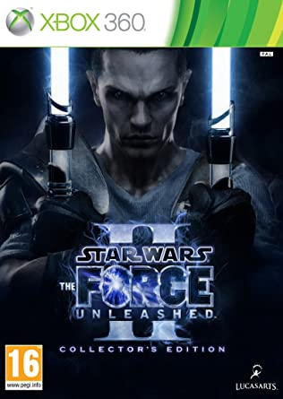 Star Wars: The Force Unleashed II - Collectors Edition (Xbox 360 ...