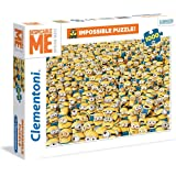 Clementoni 31450 - Cattivissimo Me 2 Minions - Puzzle High Quality Collection 1000 pezzi