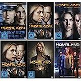 Homeland Staffel 1-6 (1+2+3+4+5+6) [DVD Set]