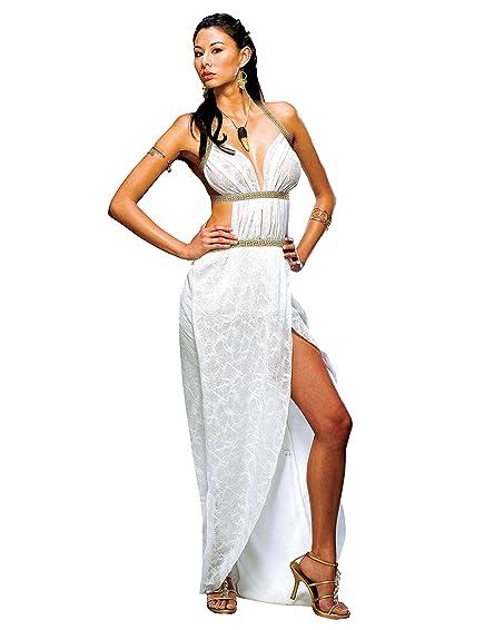 Grecian white dress
