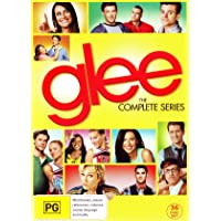 GLEE SEAS 1-6 COMPLETE COLLECTION (36 DISC)