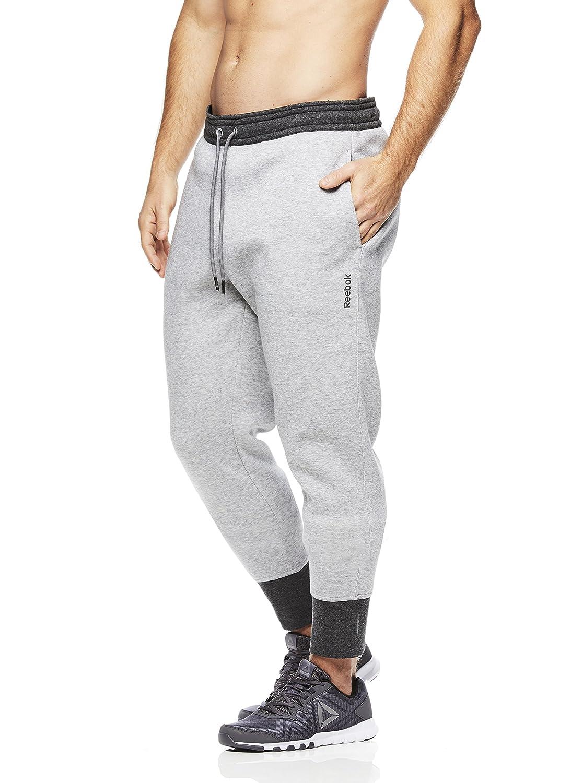 Reebok Mens Core Performance Jogger Workout Pants